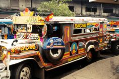 Jeepney -- The #1 Mode of Transportation