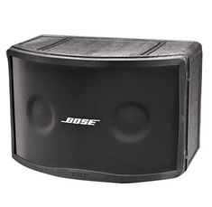 Bose Speakers (powered by a Crown amplifier) Hifi Audio, Audio Speakers, Multi Camera, Bluetooth, Ptz Camera, Professional Audio, Loudspeaker, Control System, Mini