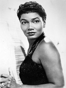 Pearl Mae Bailey (March 29, 1918 – August 17, 1990) was an American actress and singer. After appearing in vaudeville, she made her Broadway debut in St. Louis Woman in 1946. She won a Tony Award for the title role in the all-black production of Hello, Dolly! in 1968. In 1986, she won a Daytime Emmy award for her performance as a fairy godmother in Cindy Eller: A Modern Fairy Tale.