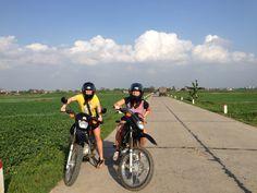Discover the hidden beauty of Hanoi by taking Hanoi motorcycle motorbike tours. VIETNAM MOTORBIKE TOURS - http://vietnammotorbikeride.com/