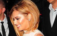 Cheryl Cole - long bob. Really loving this haircut!