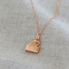 Available at Amazon. Sale&shipment by Alabi Boulevard Austria. Letter Necklace, Arrow Necklace, Amazon Sale, Love Letters, Austria, Lettering, Handmade, Color, Jewelry