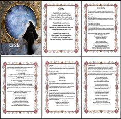 printable book of shadows   New Book of Shadows, Grimoires and Magick Spells