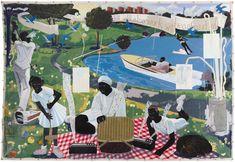 How Kerry James Marshall Rewrites Art History