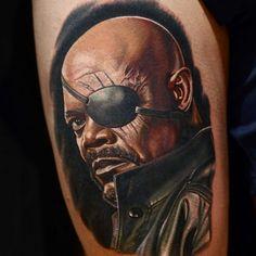 Nikko Hurtado | Tattoo Art Project
