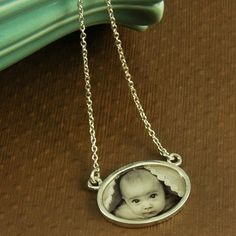 Planet Jill photo jewelry (via Ayana) Creative Mothers Day Ideas |Jewelry - Daily Deals| photo jewelry