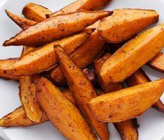 Cartofi dulci la cuptor - Ceva Gustos
