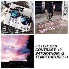 """vsco filters!! on Instagram: """"#filtrsSE3  free filter❕one of my favorites and it…"""