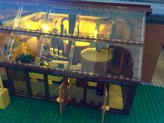 Lego Jerry's Brewery