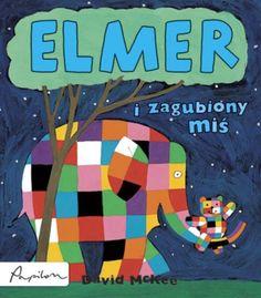Elmer i zagubiony miś