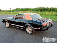 1977 Ford Mustang II Ghia