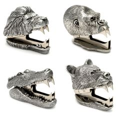 Staple remover beasts! Kind of amazing.