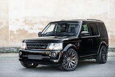 A Kahn Design Land Rover Discovery RS 300 is Ready to Roll Lamborghini, Ferrari, Rolls Royce, New Land Rover Discovery, Kahn Design, Porsche, Automobile, Best Suv, Range Rover Evoque