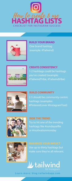 How to Create and Use Hashtag Lists for Instagram