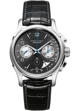 Swiss made Hamilton Jazzmaster Auto Chrono
