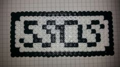 Hamabeads 5sos, I realy don't know what to say about this pin, I love 5sos, ok? hahahahaha