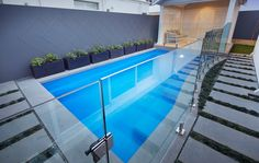 61 Frameless Glass Pool Fencing Ideas Glass Pool Fencing Pool Fence Glass Pool