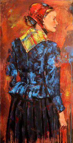 Akrylic on canvas cm. Folklore, Illustrator, Canvas, Spring, Painting, Art, Kunst, Tela, Art Background