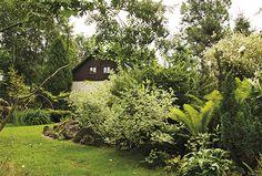 Svérázná přírodní zahrada ve Rváčově   Chatař & Chalupář