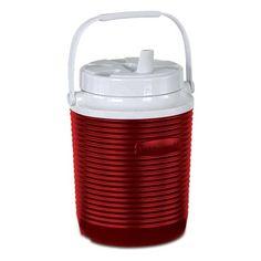 Garrafa Térmica 3,8L Vermelho RB054- Rubbermaid