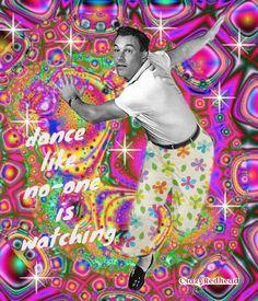 Dance away!! - Julie  CrazyRedhead @Bazaart