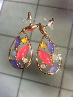 Vintage Trifari Earrings by TheDivineRose on Etsy, $30.00