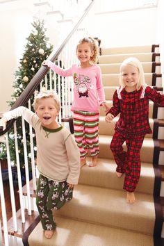 Great Gift Idea, Pajamas for Christmas Morning!