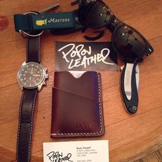 Thanks Ryan! This thing is awesome!#popovleather#everydaycarry