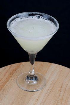 Lemon Drop Cocktail ~ A Year of Cocktails