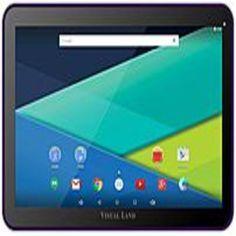Visual Land Prestige Elite 10Q ME-10Q-16GB-PUR 10-inch Tablet PC - 1.6 GHz Quad-Core Processor - 1 GB DDR3 RAM - 16 GB Storage - Android 4.4 KitKat - Purple