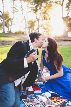 Casamento Nerd: Amy Ratcliffe e Thom Zahler   Nerd Da Hora