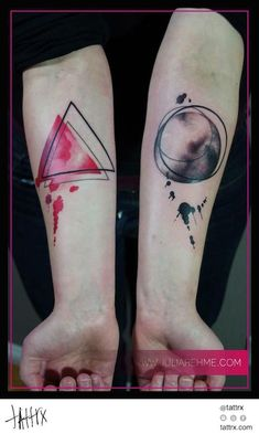 Top 11 Beauty Geometric Tattoo Designs – Realistic Art From Famous Fashion Blog - Way To Be Happy (9)
