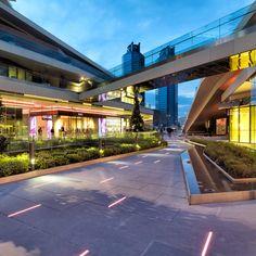 Zorlu Center by DS Landscape 15 « Landscape Architecture Works | Landezine