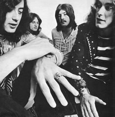 In the presence of Zeppelin