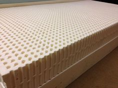 Queen DIY Dunlop Latex Base Core If you are building your own latex mattress this is a great core at a budget price to start your project. You will need at least one mattress topper to go over it Diy Mattress, Latex Mattress, King Size Mattress, Travel Trailer Floor Plans, Dust Mites, Home Repair, Butcher Block Cutting Board, At Least