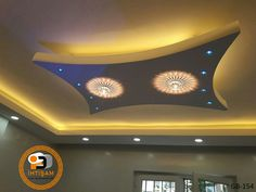 Things to Keep In Mind before Getting a False Ceiling Done - False Ceiling Ideas - Simple False Ceiling Design, House Ceiling Design, Ceiling Design Living Room, Bedroom False Ceiling Design, Bedroom Ceiling, Living Room Designs, Gypsum Ceiling, Plafond Design, Fall Bedroom