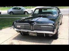 1967 mercury cougar xr7 -