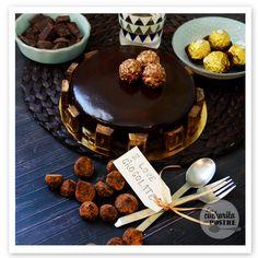 Tarta muerte por chocolate | Cocina
