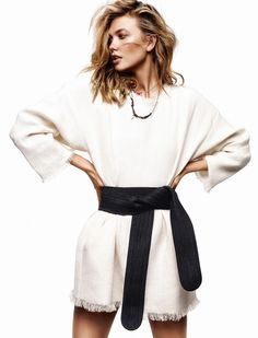 Glamour France June 2015 | Karlie Kloss | Alique