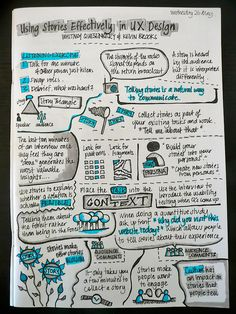 Awesome note taking!