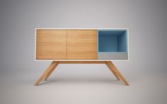 Stylish Furniture Design by Luis Branco | Abduzeedo