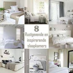 Prachtige, rustgevende kleuren...   interieur   Pinterest   Bedrooms ...