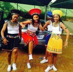 umabo wedding invite - Google Search Zulu Traditional Attire, African Traditional Wedding Dress, Traditional Wedding Attire, African Wedding Dress, Cute Wedding Dress, African Print Dresses, African Print Fashion, African Dress, Traditional Outfits