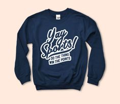 Sports Sweatshirts, Funny Sweatshirts, Football Mom Shirts, Boys Shirts, Cool Sweaters, Sport T Shirt, Sporty, Activities, Funny T Shirts