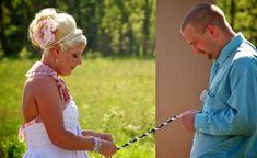 FINALLY FOUND IT! Wedding Knot Tying ceremony wording this is cute