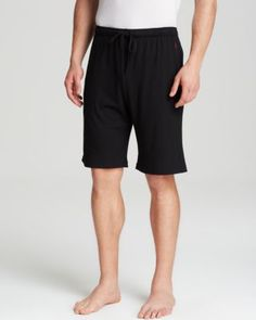 POLO RALPH LAUREN Supreme Comfort Sleep Shorts. #poloralphlauren #cloth #shorts