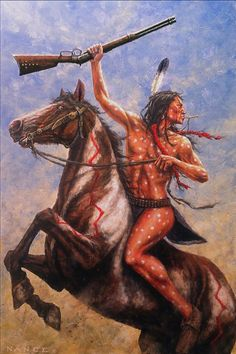 Crazy Horse Limited Edition Canvas Print Native American Oglala Lakota Tribal Leader by Dan Nance kK Native American Paintings, Native American Pictures, Indian Pictures, Indian Paintings, Horse Paintings, Native American Warrior, Native American Beauty, American Indian Wars, American Indians