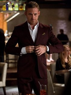 Ryan Gosling in Crazy, Stupid, Love is the epitome of man