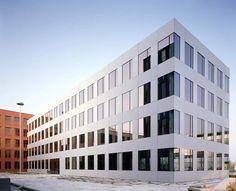 """MVRDV's """"office village"""" avoids business park cliches says Jacob van Rijs."""