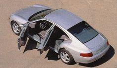 OG   1991 Porsche 989   Four-door prototype